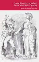 Social Thought on Ireland in the Nineteenth Century Jacket Image