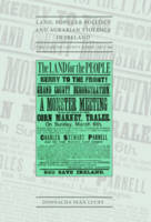 Land, Popular Politics and Agrarian Violence in Ireland Jacket Image
