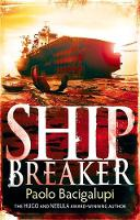 Jacket image for Ship Breaker