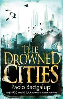 Jacket image for The Drowned Cities