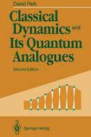 Jacket image for Classical Dynamics and Its Quantum Analogues