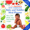 Annabel Karmel's New Complete Baby and Toddler Meal Planner Jacket Image