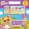Friends Forever Magnetic Play Book Jacket Image