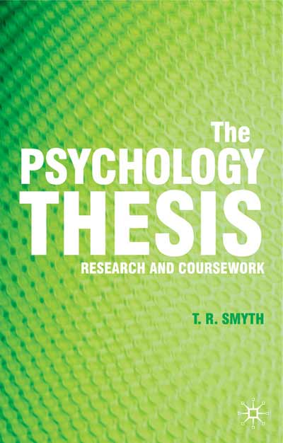Good ideas for psychology term papers