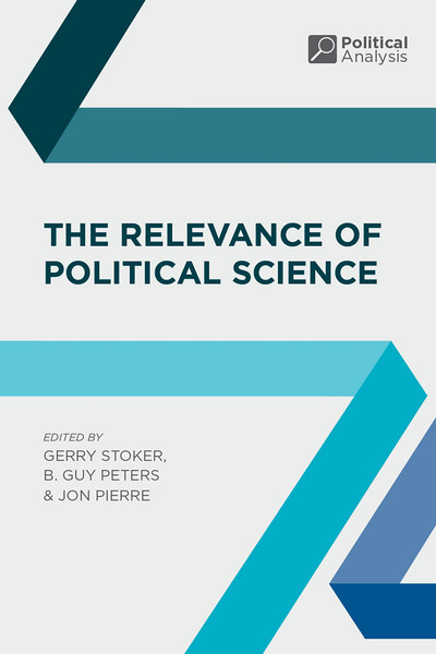 book review the relevance of political science impact of social