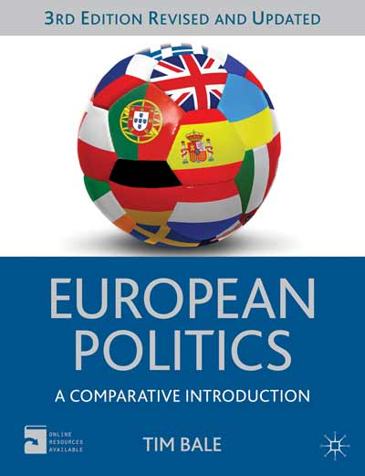 comparative european politics 3 learning outcome: the course is specifically dedicated to enable the students to understand politics and policies of any particular european country in a comparative.