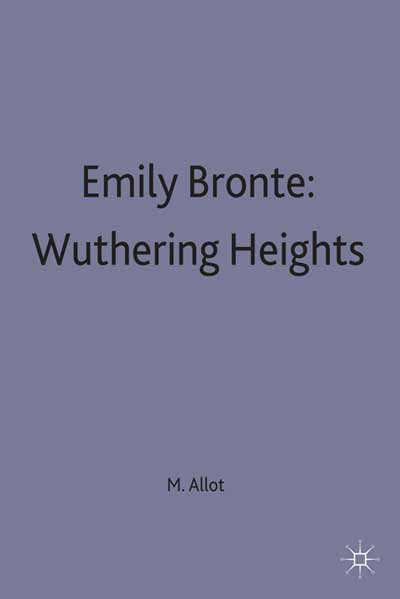 wuthering heights and the devaluation of