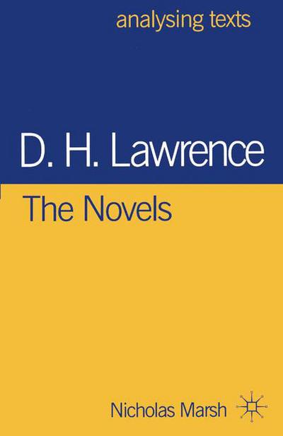 d h lawrences why the novel matters