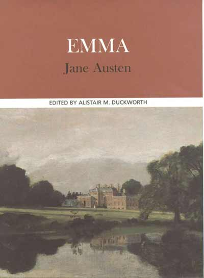 critical essays on emma by jane austen Jane austen and the critical novel of manners it will follow jane austen's critical reaction to romantic and sentimental essays and studies, vol.