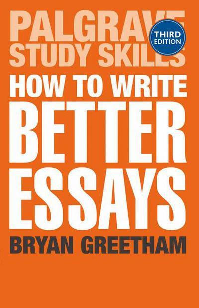 writing better essays david rogers