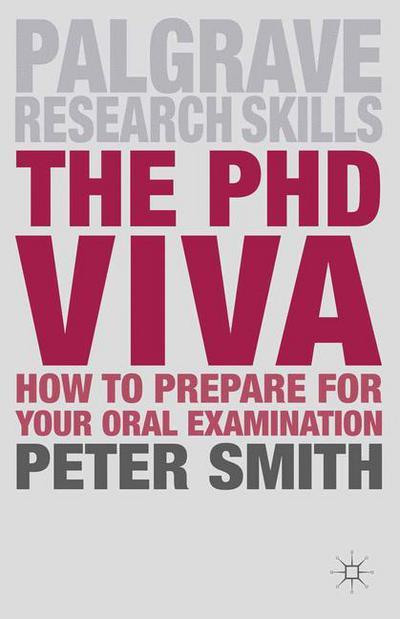 Phd Thesis Viva