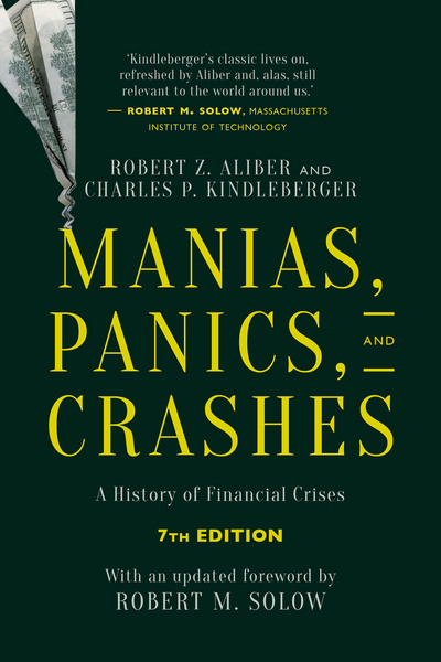 Manias, Panics, and Crashes 7th edition